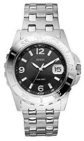Guess - Reloj En Acero  # U95153g2 Envio Gratis