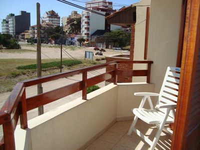 Alquiler Departamento San Bernardo Cochera Parrilla Wifi