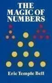 Livro The Magic Of Numbers Eric Temple Bell