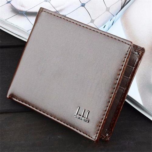 Imagen 1 de 4 de Vendo Hermosas Billeteras Cuero Recien Importadas Para Hombr