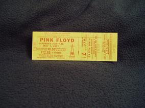 Ingresso Pink Floyd 1977 - In The Flesh Tour (animals)