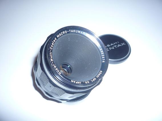 Lente Macro Takumar - Rosca M42 - 50mm / 1:4 - Novinha