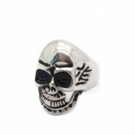 Aneil Skull Crânio Caveira De Aço
