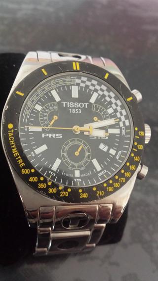 Tissot Prs 516 Retrograde - 40mm - Quartz-original-bom Preço