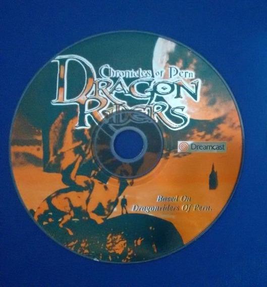 Dragon Riders: Chronicles Of Pern Self-boot Sega Dreamcast