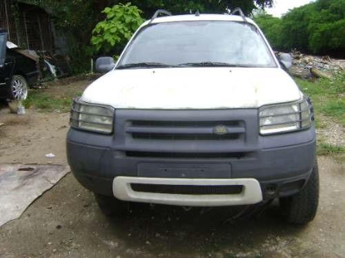 Vendo  Land Rover Freelander, Año 202 , Diesel Por Piezas