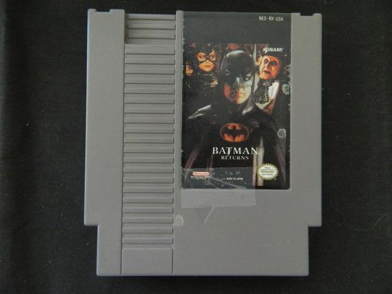 Batman Returns - Nes