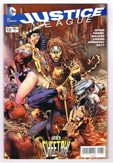 Justice League # 13 - Editorial Televisa