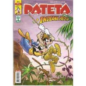Hq Gibi Pateta & Indiana Pateta Nº 5 Ano 2011