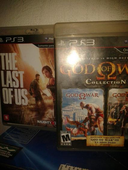 Dois Jogos Bom Ps3