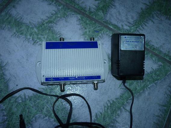 Amplificador Duplo Proeletronic