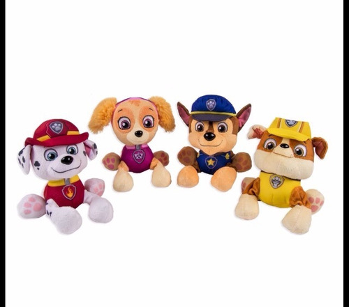 Mediano Peluche Peluches Patrulla Canina Paw Patrol