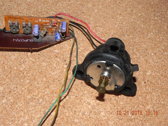 Toca Discos Technics Sl-b 210 Motor