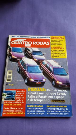 Revista 4 Rodas Ano 37 Numero 441