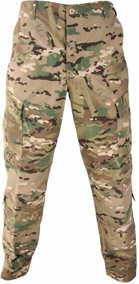 Pantalon Camuflado Multicam Mod Inclinado Tactico