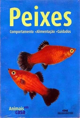 Peixes Ornamentais - Livro Novo Lacrado
