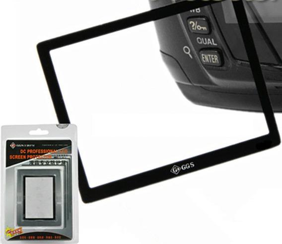 Protetor Lcd Vidro Ótico Professional P/ Camera Canon 1000d