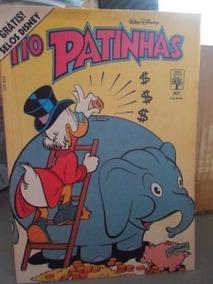 Hq Gibi Tio Patinhas Nº 301 Ano 1990