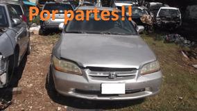 Deshueso Honda Accord 00