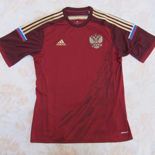 D86098 Camisa adidas Rússia Home 2014 M Fn1608