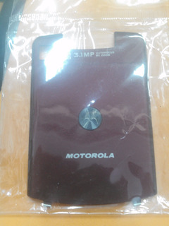 Tampa De Bateria Motorola Nextel I9 (original) Vermelha