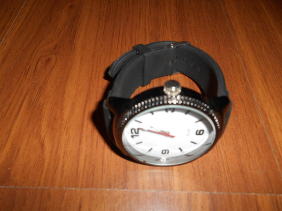 Relógio Para Homem - Pulseira Preta - S L 68