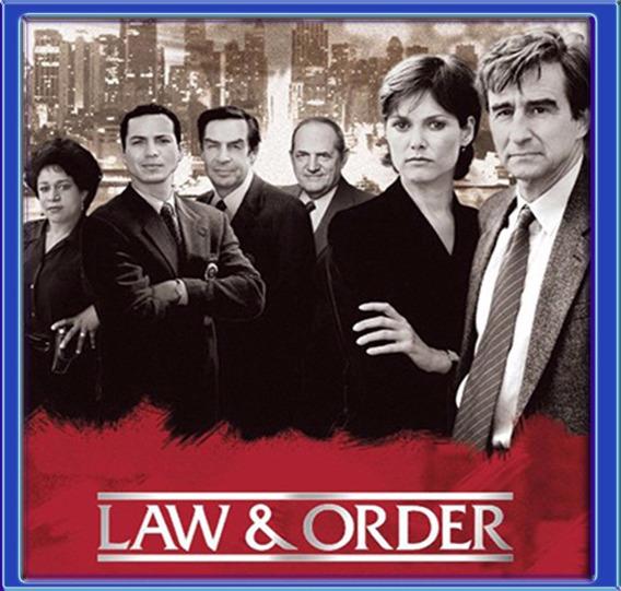Lei E Ordem Temporadas 1 A 19 - 152 Dvds Legendado