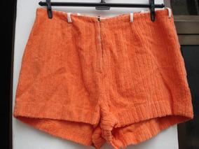Shorts Em Tecido Atoalhado Da Lady Tam M