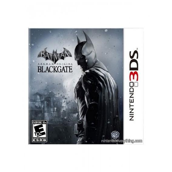 Batman Arkham Origins Blackgate - 3ds