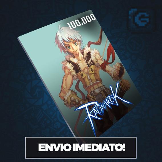 Credito Eletronico Ragnarok - 101.400 Rops