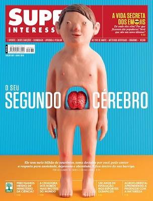 Revista Superinteressante Julho 2016 Segundo Cérebro Lacrada