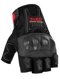 Luva Blackout Meio Dedo X11 - Com Proteção
