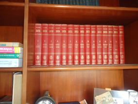 Coleção Enciclopédia Barsa De 1 A 16 Ano 1964 1965 Falta 6