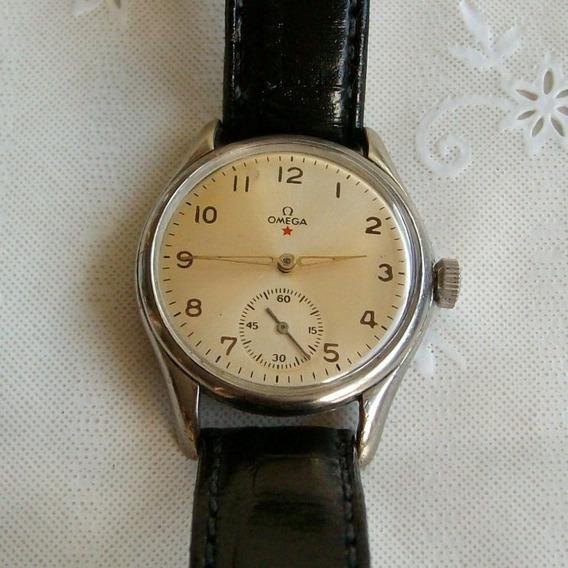 Relógio De Pulso A Corda Masculino Omega,