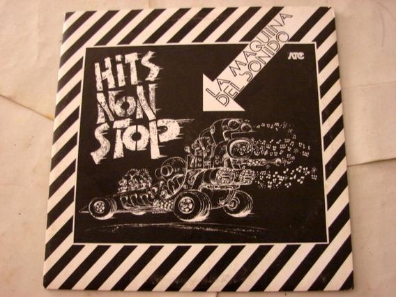 Lp-vinilo-hits Non Stop-la Maquina Del Sonido (mar De Plata)