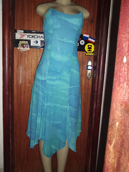 Vestido Zan Tamanho M
