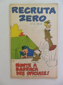 Recruta Zero Nº 131! Rge 1973! Com A Barraca Dos Oficiais!