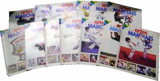 Lote 13 Revistas - Artes Marciais - Curso Prático