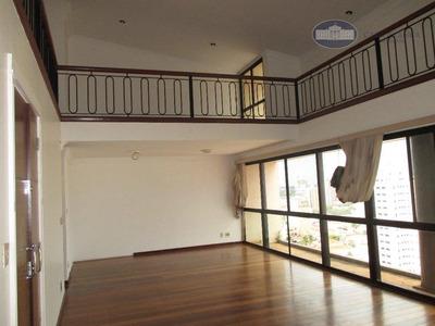 Cobertura Residencial Para Venda E Locação, Centro, Araçatuba - Co0001. - Co0001