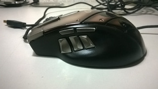 Mouse World Of Warcraft Legendary Mmo Gaming Mouse