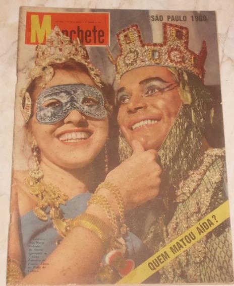 Revista Manchete Nº 410 - Fev/1960 - Cidade De São Paulo