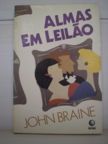 Livro Almas Em Leilão John Braine