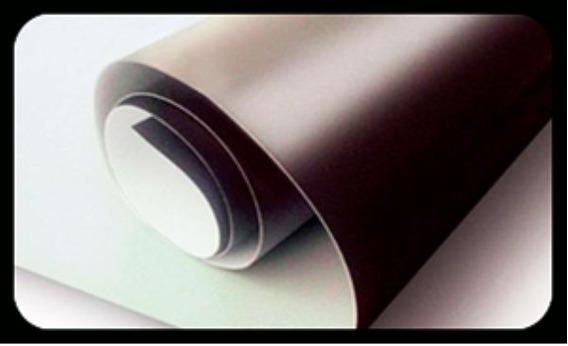 Rolo 30 Metros Imã Manta Magnética Adesivada 0,3 Lembrança