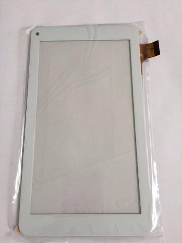 Tela Touch Tablet Tectoy Frozen Tt4400 Polegadas Branco