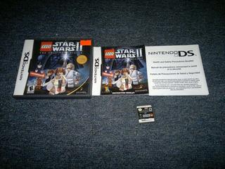 Lego Star Wars Ii Completo Para Nintendo Ds,excelente Titul