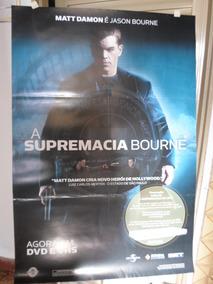 Poster A Supremacia Bourne
