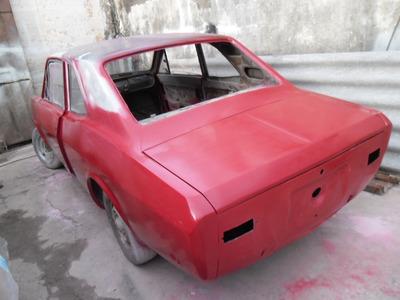 Ford Corcel 1969 Cupe P/ Terminar Reforma C/ Docks Raridade