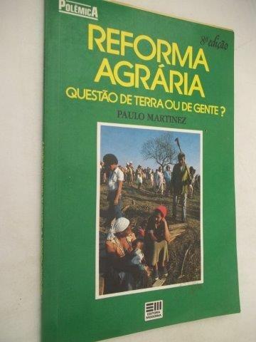 Paulo Martinez - Roforma Agraria - Infanto-juvenil