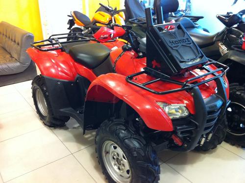Imagem 1 de 4 de Suporte De Radiador Para Quadriciclo Honda Fourtrax Até 2013