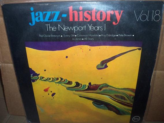 Lp The Newport Years 1 - Jazz History